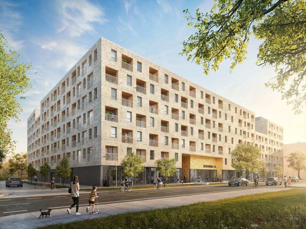 braniborska inwestycja mieszkania