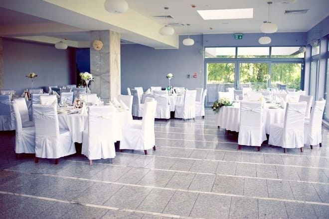 Hotel Śląsk sala weselna