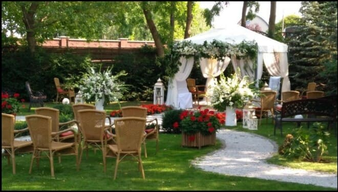 Hotel Bugatti sala weselna