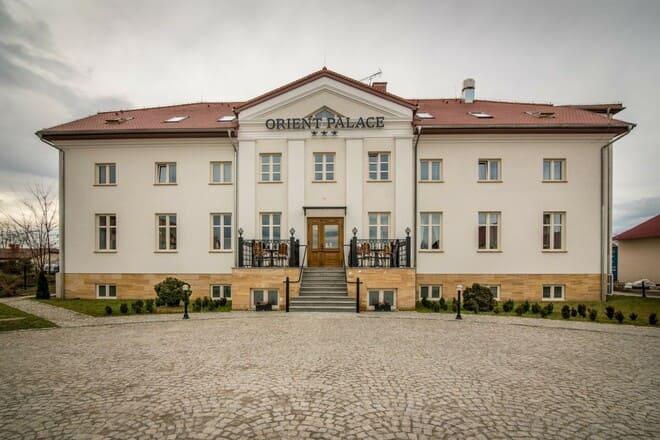 Hotel Orient Palace Wrocław