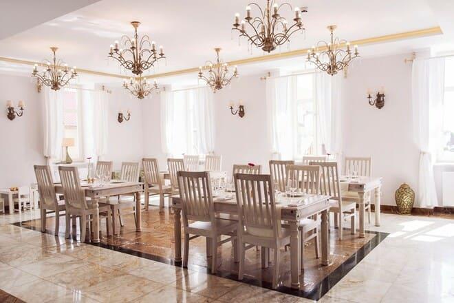 Hotel Orient Palace sala weselna