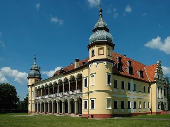 Pałac Krobielowice Wrocław