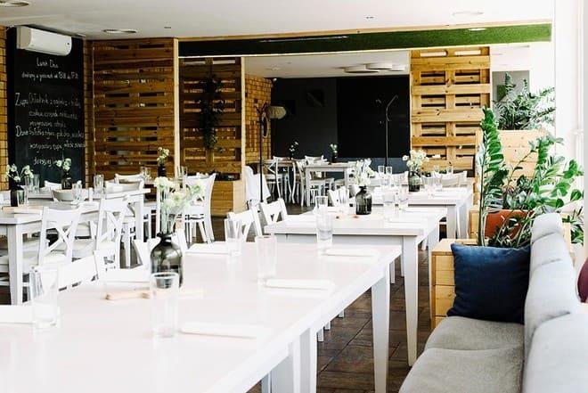 Restauracja Olszewskiego 128 sala weselna