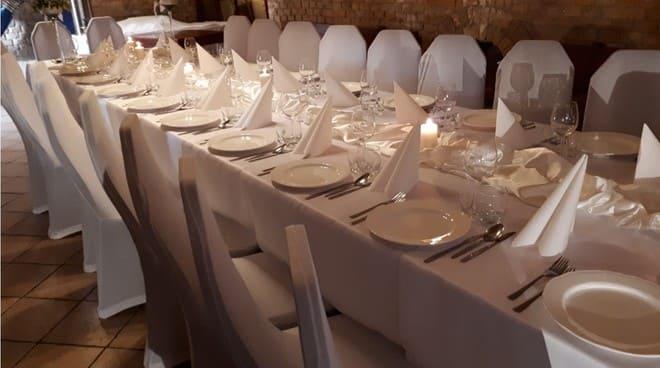 Restauracja Orle Gniazdo sala weselna