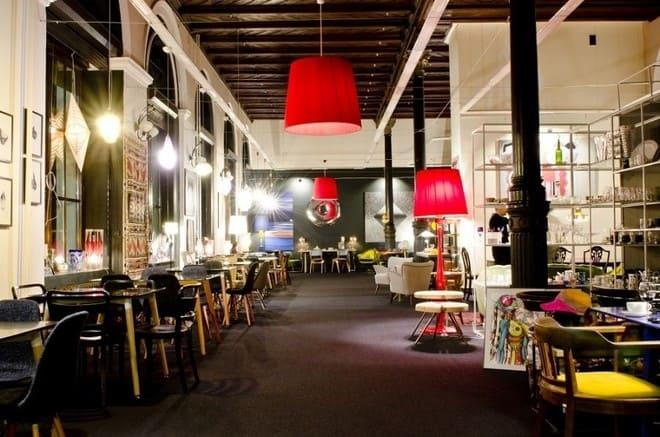 Stacja Dizajn Restauracja i Galeria Sztuki sala weselna