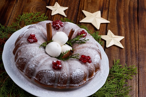 ciasto świąteczne